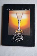 BRISTOL GLASS 1984 WITT WEEDEN SCHWIND