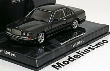 1:43 Minichamps Bentley Continental T 1996 black