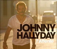 JOHNNY HALLYDAY L'ATTENTE- LIMITED EDITION VINYL LP