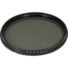 Vivitar 62mm Neutral Density Variable Fader NDX Filter ND2 to ND1000 VNDX-82
