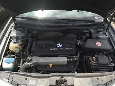 Mk4 GTI 1.8t Engine And 5 Speed Trans (engine Code Awp)