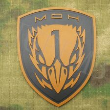 Medal of Honor MOH BLACKBIRD morale Military 3D PVC Patch