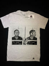 STEVE MCQUEEN GREY MOVIE T SHIRT LARGE