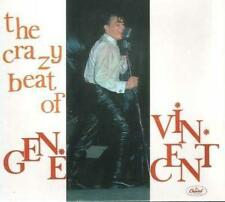Gene Vincent - The Crazy Beat Of Gene Vincent (CD) - Rock & Roll