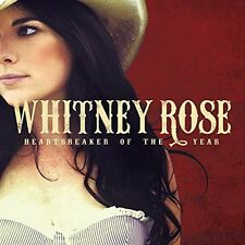 Whitney Rose - Heartbreaker of the Year [New CD] Digipack Packaging