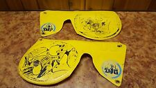 76 77 78 1976 1977 1978 RM PE 250 370 400 REAL DG side panel number plates RM370