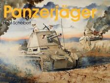 Panzerjager : Improvisations, Combinations on Captured Chassis,Marder I and Ii,