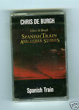 CASSETTE TAPE NEW CHRIS DE BURGH SPANISH TRAIN AND OTHER STORIES