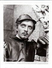 David Hemmings sexy in leather VINTAGE Photo Camelot