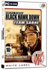 Delta Force - Black Hawk Down: Team Sabre Add-On (PC CD)
