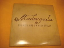 Cardsleeve Single CD MADRUGADA The Kids Are On High Street PROMO 2TR 2005 acoust