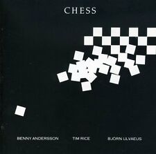 Chess - Various Artists (1996, CD NIEUW) Andersson/Rice/Ulvaeus2 DISC SET