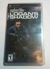 Syphon Filter: Logan's Shadow (Sony PSP, 2007)