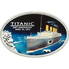 Cook Islands 2012 5$ 25g Silver Coin TITANIC 100-th Anniversary 1912-2012