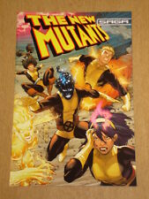NEW MUTANTS SAGA MARVEL COMICS NEW MARCH 2009