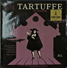 TARTUFFE DE MOLIERE-NM1965LP FRENCH IMPORT Selections Sonores Bordas