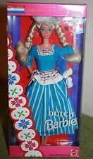 BARBIE SPECIAL EDITION DOLLS OF THE WORLD COLLECTION DUTCH BABIE