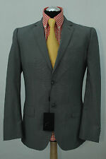 MATINIQUE WOOL RICH BLEND SILVER/GREY SUIT JACKET/BLAZER 38R BRAND NEW £200