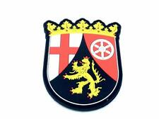 Rhineland Palatinate Coat Of Arms German Crest Airsoft PVC Patch