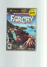 Far cry instincts-MICROSOFT XBOX game/compatible 360-fast post-complet
