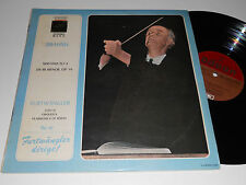 BRAHMS FURTWANGLER NM- Berlin Philharmonic Symphony no 4 Odeon 1 053-01.147
