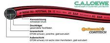 """Wasserschlauch Trix Rotstrahl, 1/2""""=13 mm Meterware Contitech Gummischlauch"""