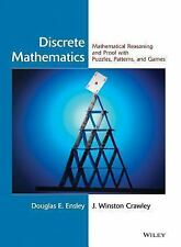 Discrete Mathematics: Mathematical Reasoning and Proof with Puzzles, Patterns,..