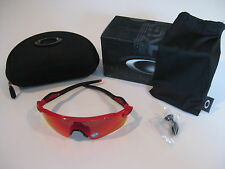 New Oakley Radar EV Path Sunglasses Redline OO Red Iridium Polarized OO9208-08