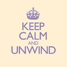 KEEP CALM AND UNWIND - VARIOUS ARTISTS: 2CD ALBUM SET (2015)