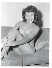 1960s Pinup Nude Corrine Rodella Latina Model #5 8 x 10 Photograph