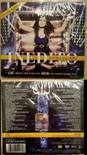 Special Edition CD DVD Laura Pausini Inedito Medley New Year's Live World Tour