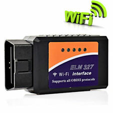 ELM327 WiFi OBD2 Car Diagnostics Scanner Tool for iPhone iOS Android & PC DP