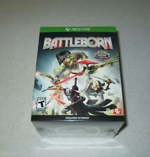 Battleborn With GameStop Exclusive Figure Microsoft Xbox One Unopened FREE SHIP