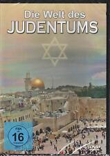 DVD: Die Welt des Judentums - NEU & OVP - Dokumentation / Religion