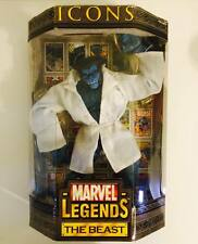 Toybiz  1/6 MARVEL LEGENDS ICON - BEAST ( BLUE ) - Super Rare