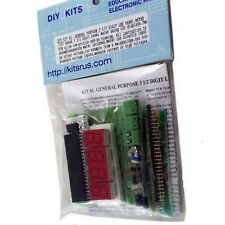 3-1/2 Digit LED Panel Meter Kit  ( Kit_61 )