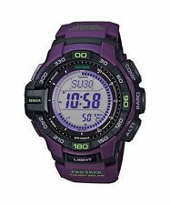 Casio Protrek Tough Solar Triple Sensor PRG-270-6A Watch