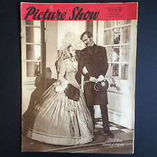 PICTURE SHOW & FILM PICTORIAL Mag 12 June 1949 Anna Neagle Jane Russell Ladymead