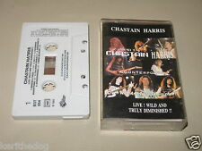 CHASTAIN / HARRIS - Counterpoint - MC Cassette official french tape 1992