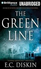 The Green Line by E. C. Diskin (2014, MP3 CD, Unabridged)