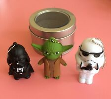FAST Post!USB Flash Drive Starwar Yoda Darth Vader Cute Giftbox 32G memory stick