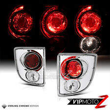 Clear Altezza Brake Tail Light Brake Signal Lamps 2000-2005 Toyota Celica GT/GTS