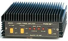 144MHz 200W Linear Amplifier with GaAsFET preamplifier - Microset SR200