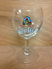 Leffe Belgium Beer 25 cl Chalice Glass - Thick Stem ~ One (1) ~ NEW & F/Shipn.