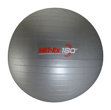 MET-RX 55cm Exercise Pilates Yoga Balance Fitness Ball With Pump Lot of 10 New!