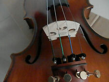 Advanced student violin 4/4 maple back  side  spruce top  Old Jujube parts
