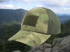 Condor A-tacs FG Mesh Tactical Operators cap hat SPecial Forces Devgru Bushcraft