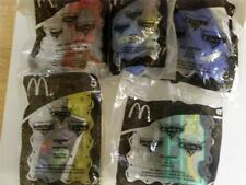 McDONALDS TOY COLLECTABLE   CARS  #1, 3, 4, 5, 8