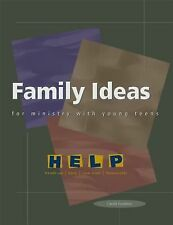 Family Ideas for Ministry with Young Teens (Help (Series : Winona, Minn.).)