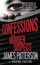 JAMES PATTERSON ___ CONFESIONES DE UNA MURDER SUSPECT ___ __ ENVÍO GRATIS EN RU